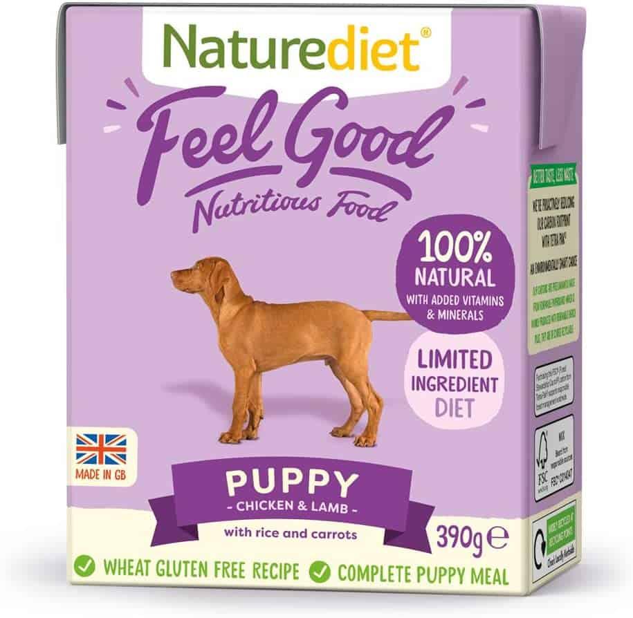 Naturediet Chicken & Lamb Puppy Wet Food