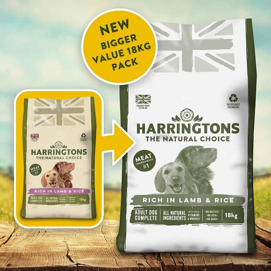 Harringtons Adult Dry Food