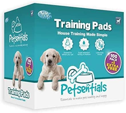 Petsentials Super Absorbent Training Pads
