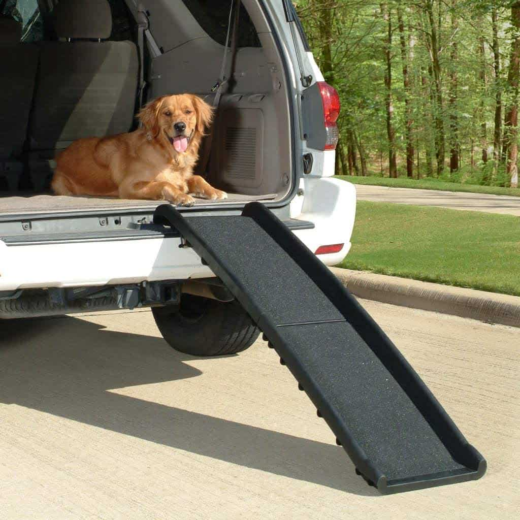 PetSafe Solvit Ultrlite Bi-Fold Pet Ramp