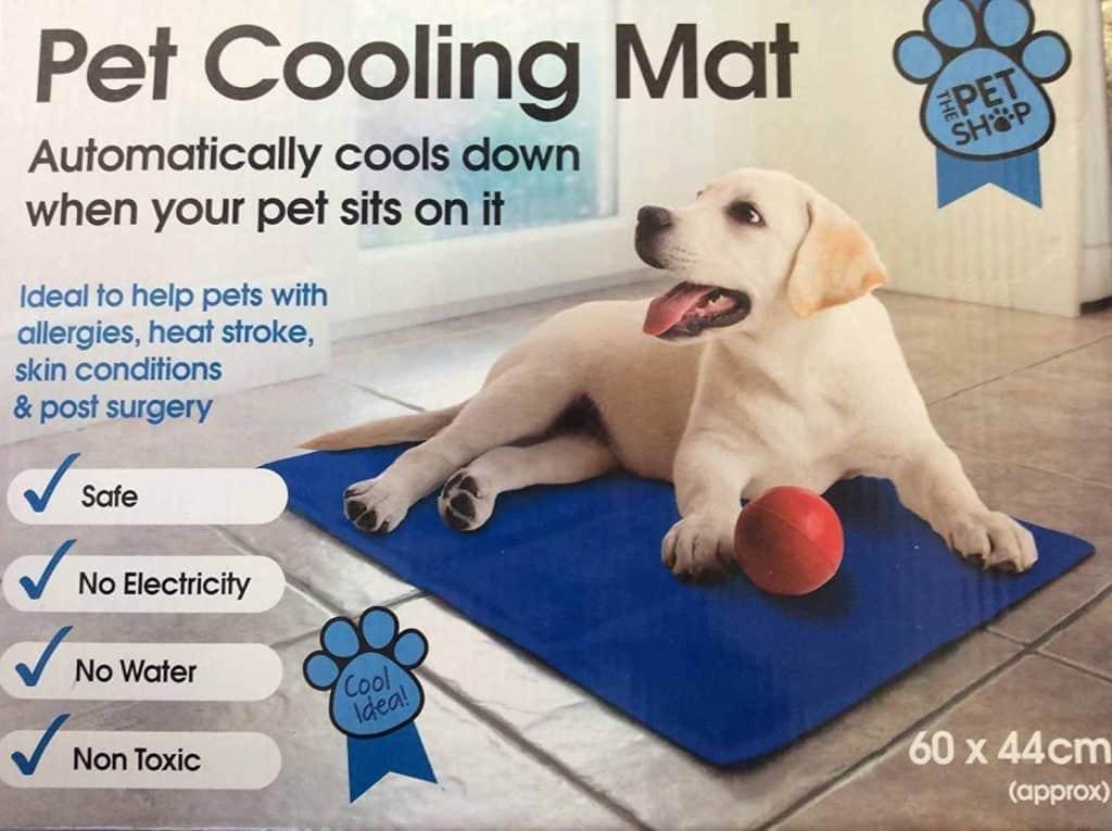 Mega_Jumble Self Cooling Gel Pet Dog Cat Cool Mat