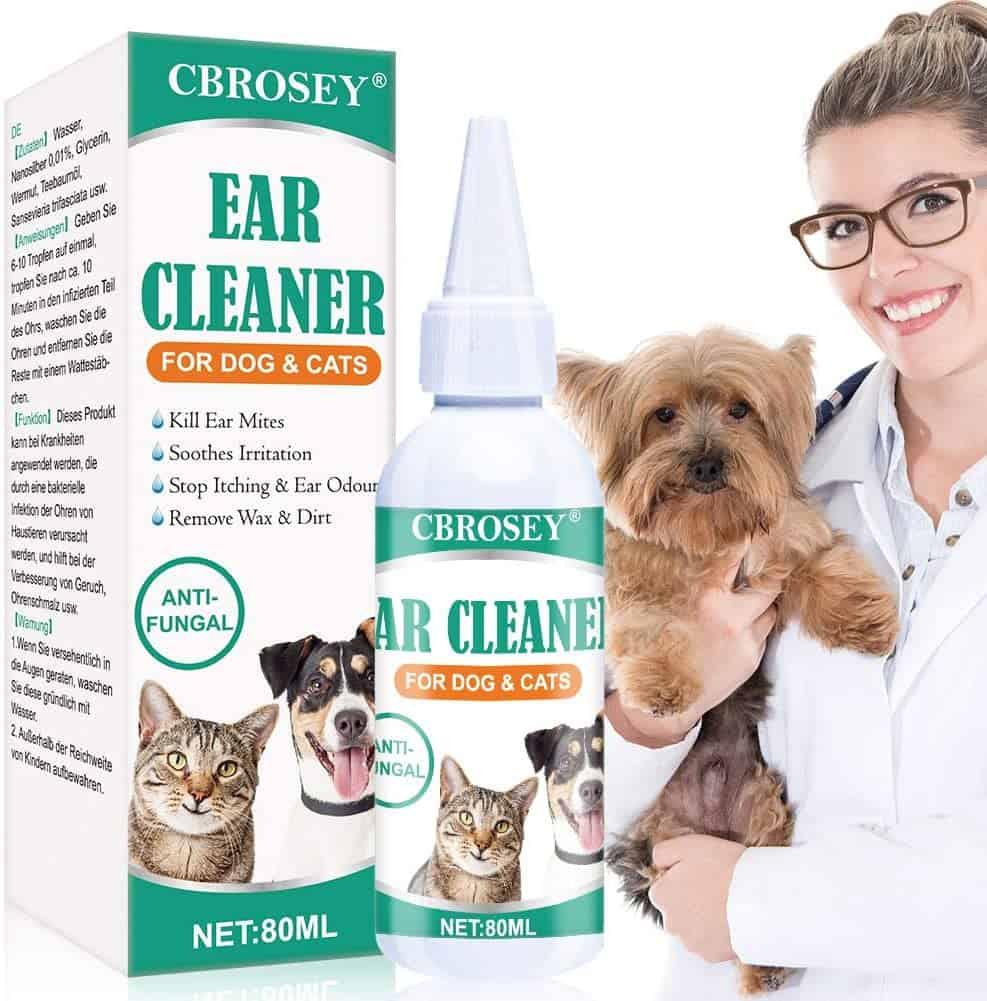 CBROSEY Dog Ear Cleaner