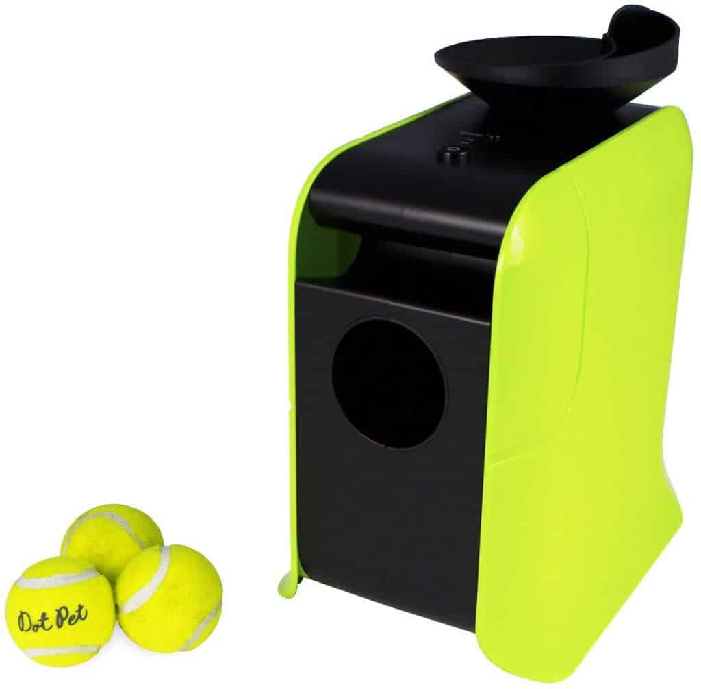 Electriq Automatic Ball Launcher
