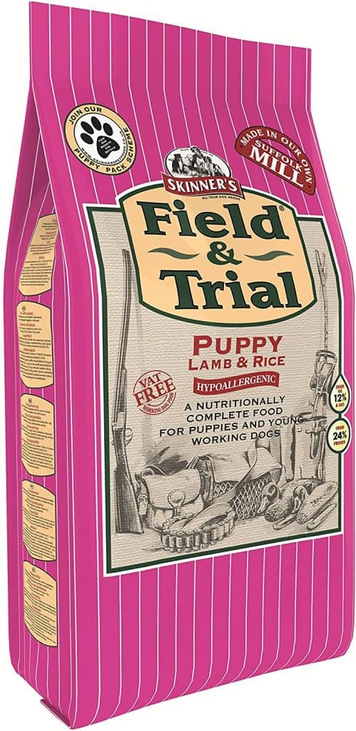 Skinner's Field & Trial Hypoallergenic Puppy Food