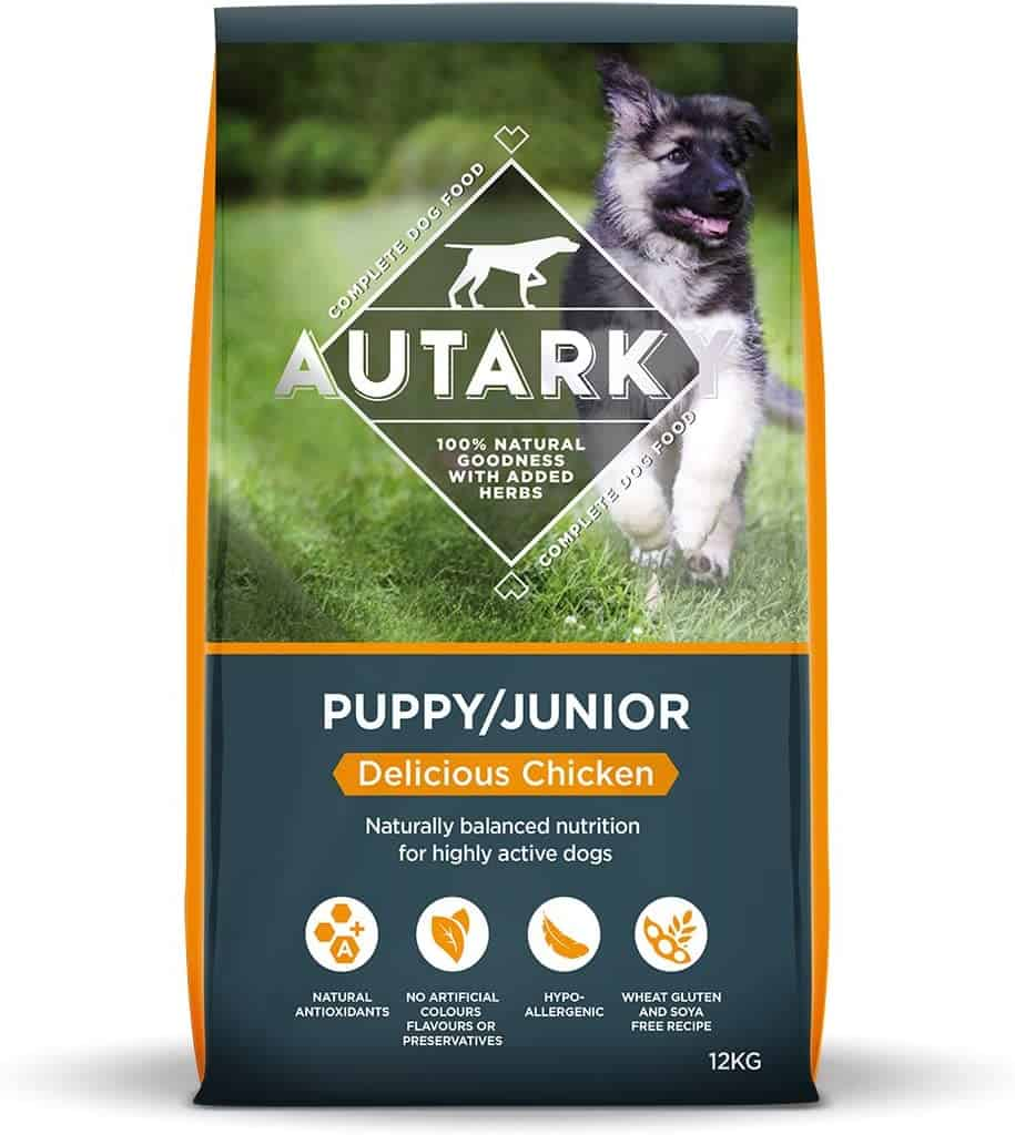 Autarky Hypoallergenic Puppy Dry Food
