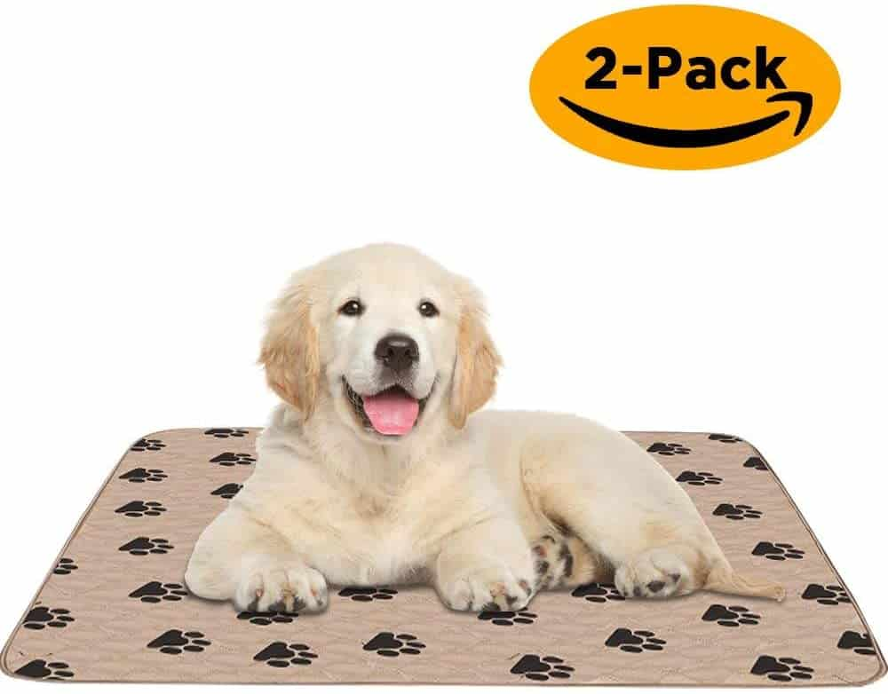 Pupouse Washable Puppy Training Pads