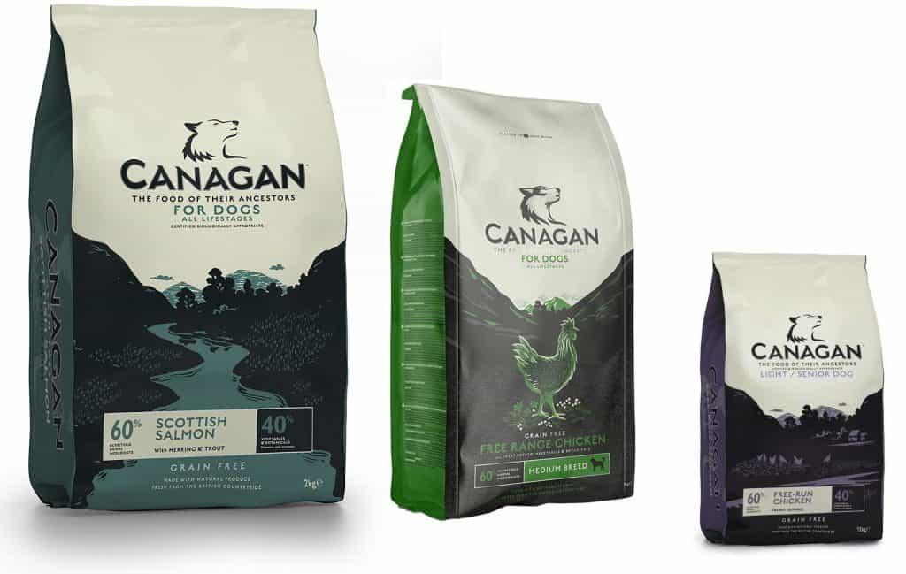 Canagan Dog Food Review
