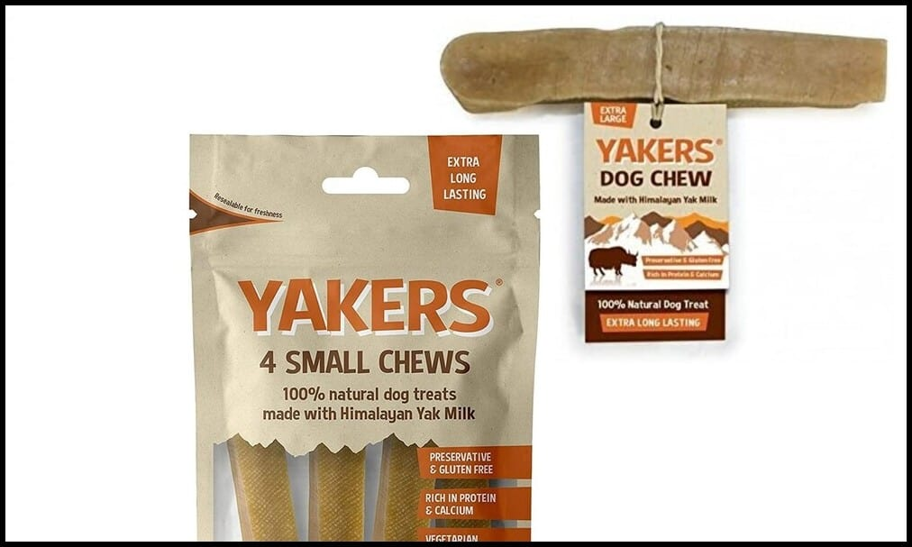 Yakers Dog Chew Review