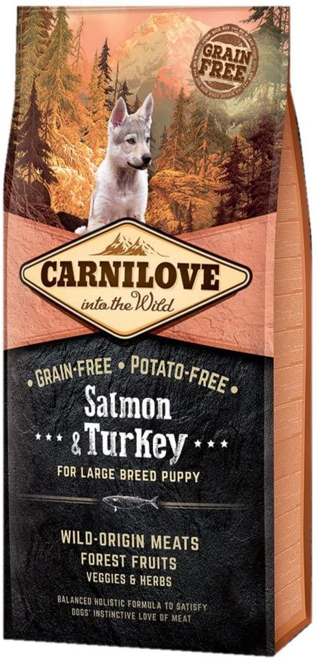 Carnilove Salmon and Turkey Dog Food