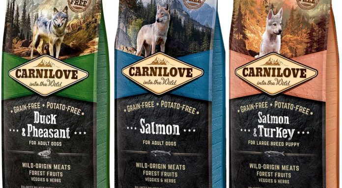 Carnilove Dog Food Review