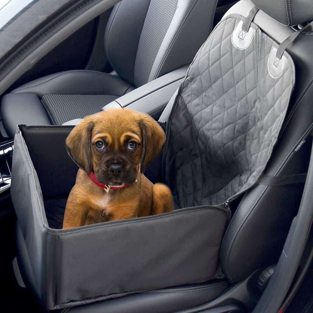 MuttStuff Dog Car Seat Cover