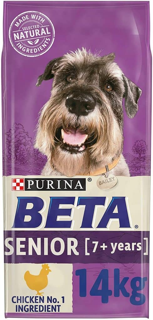 Purina Beta Senior Dog Food