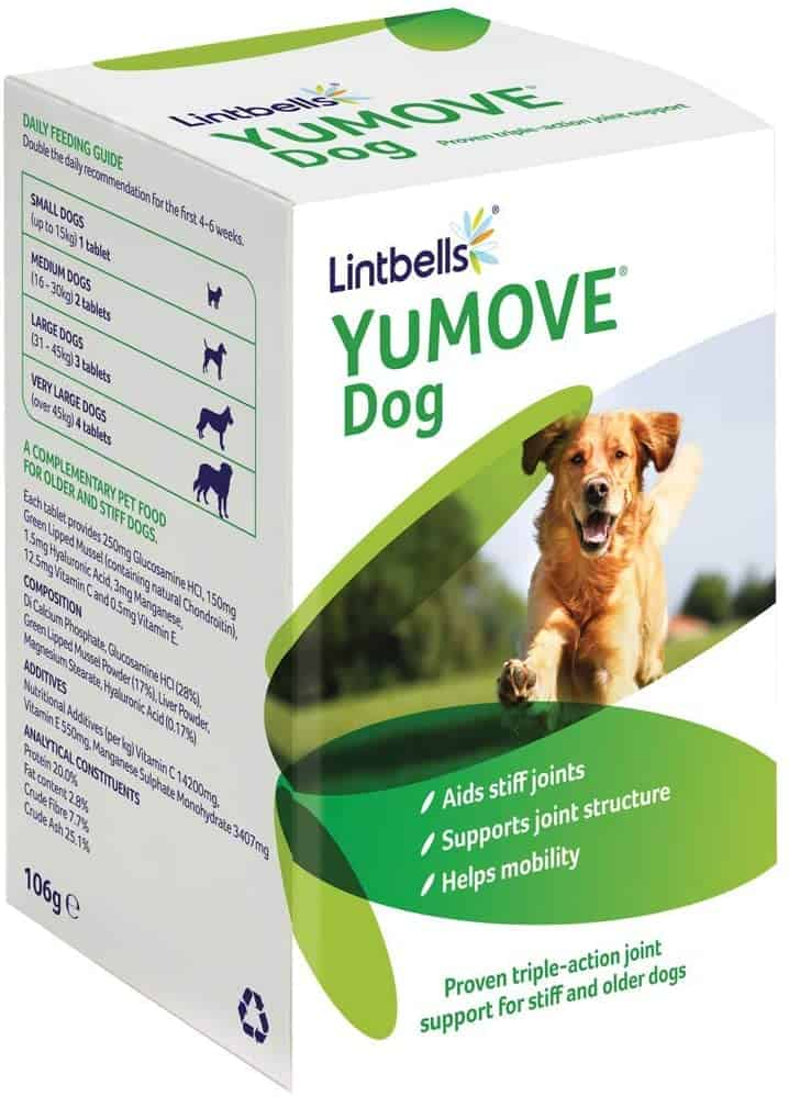 Lintbells YuMOVE Essential Hip and Joint Supplements