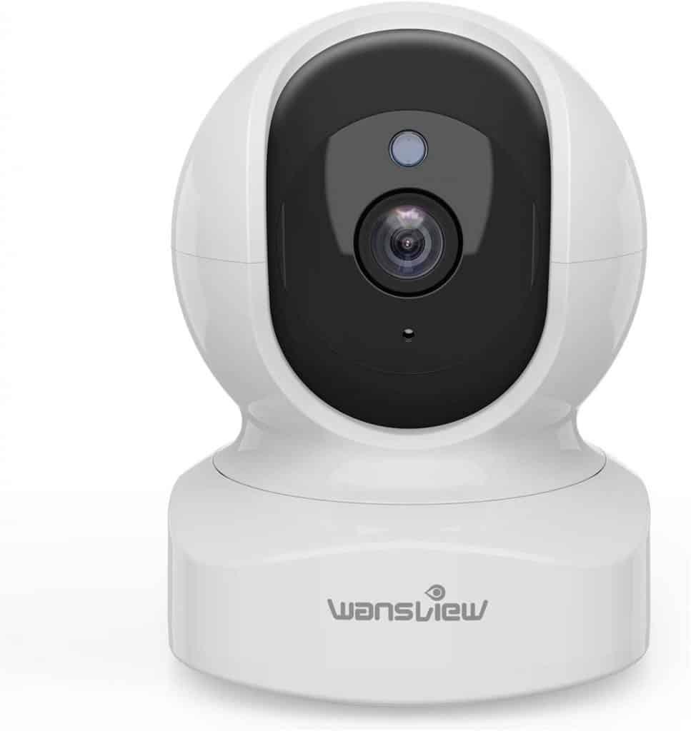 Wansview WiFi IP Pet Camera