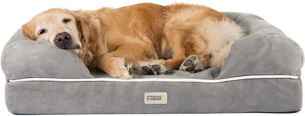 SCM Ultimate Orthopedic Dog Bed Lounge
