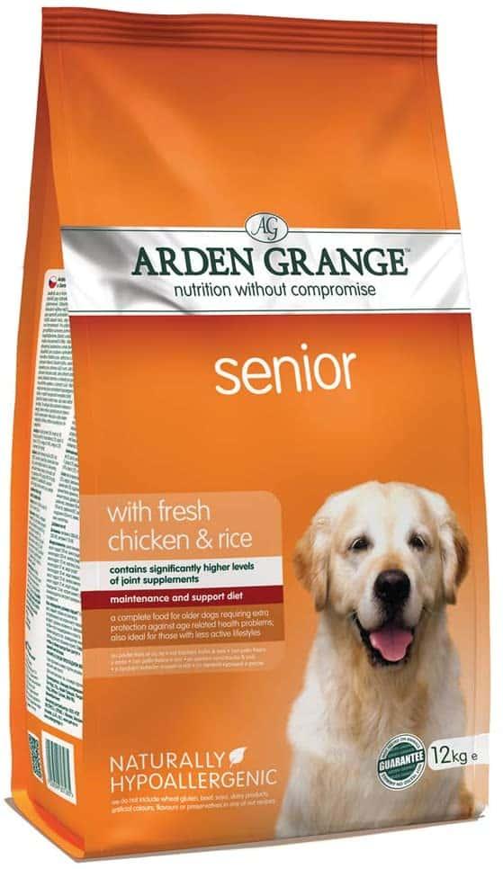 Arden Grange Senior Food