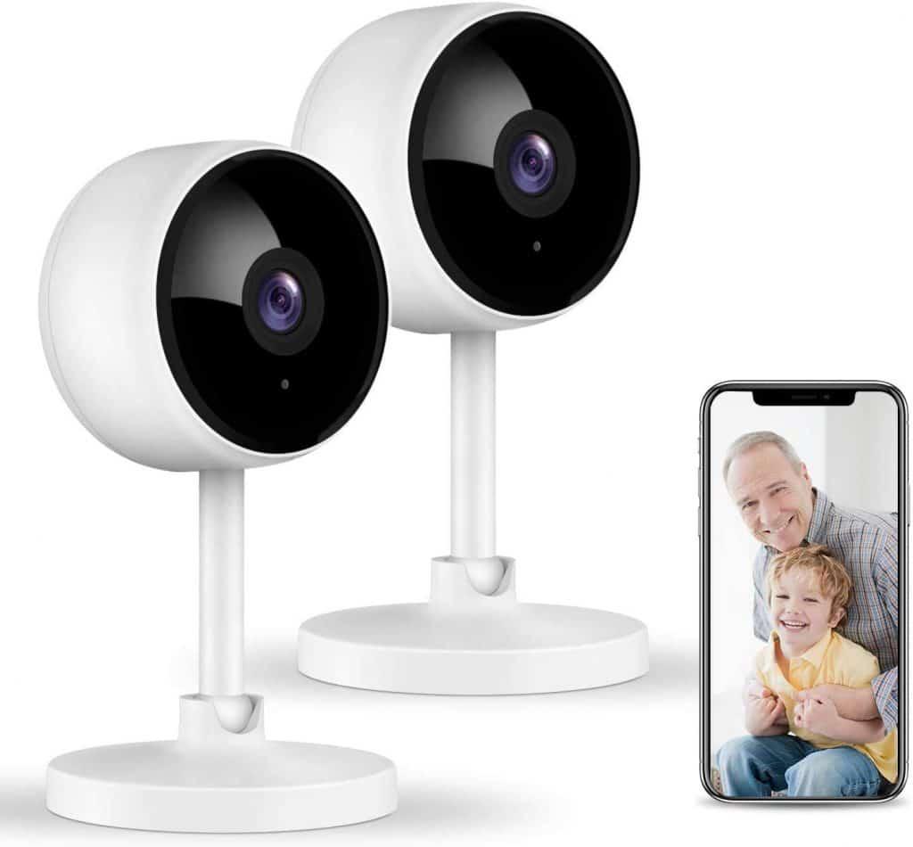 Littlelf Indoor WiFi Security Camera