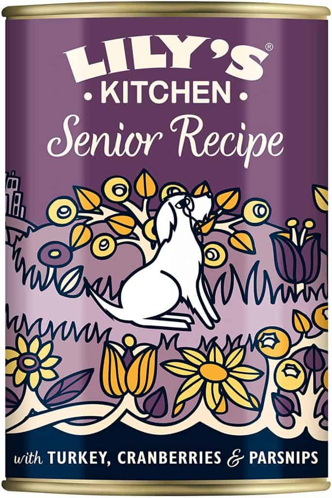 Lily's Kitchen Senior Complete Wet Dog Food