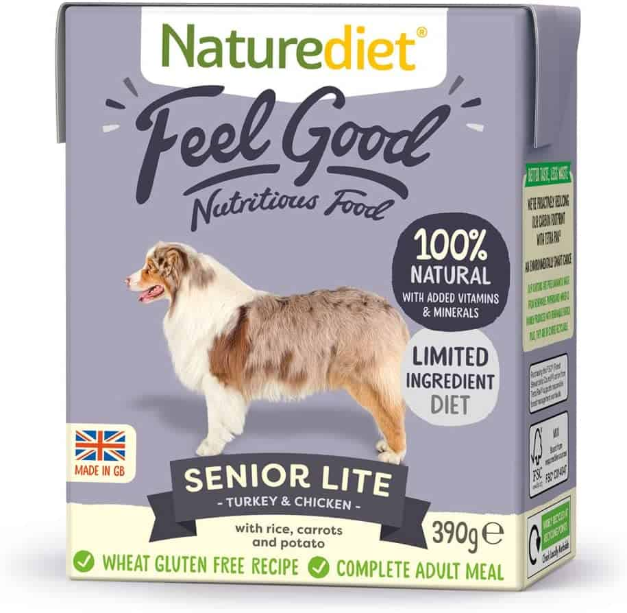 Naturediet Nutritious Complete Senior Food