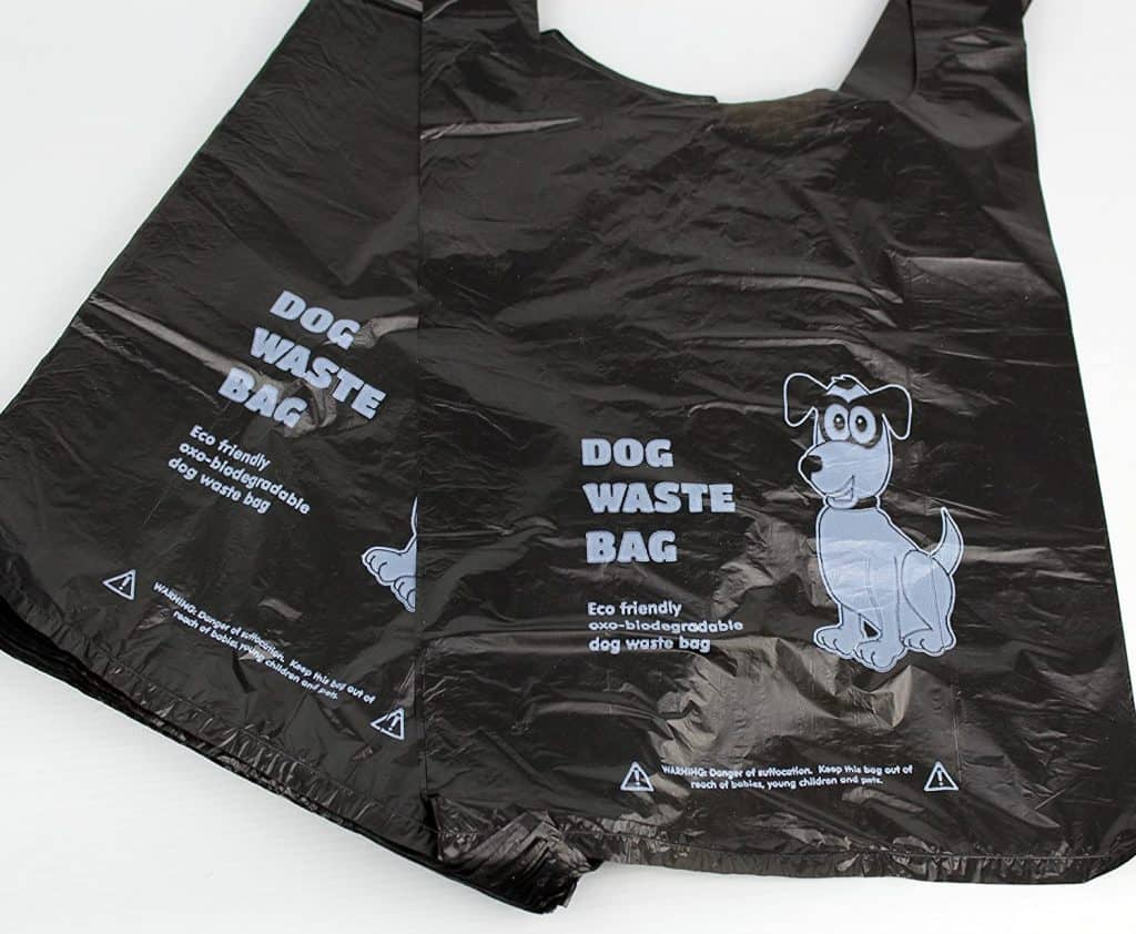 All Green Biodegradable Dog Poop bags