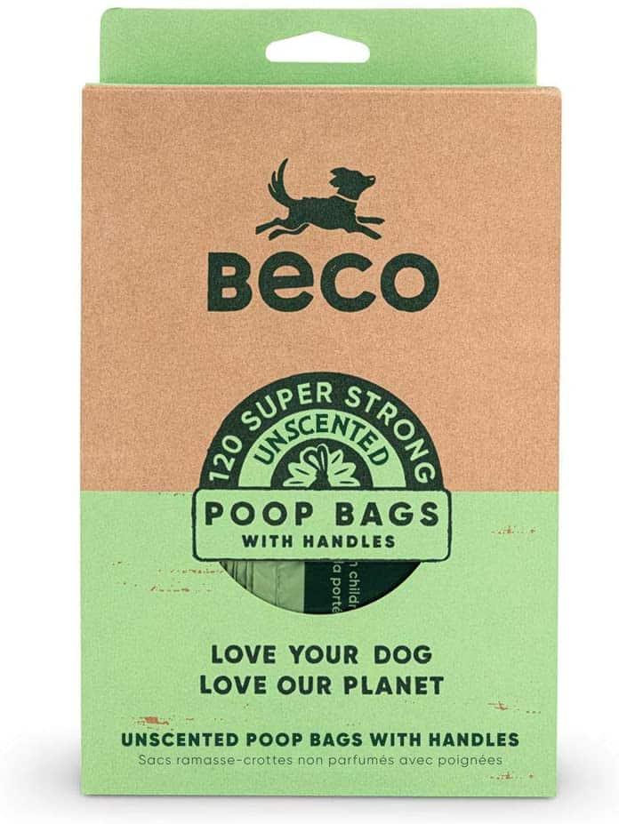 Beco Large Dog Poop Bags